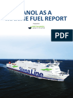 FCBI Methanol Marine Fuel Report Final English