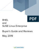 review for rhel and suse report .pdf