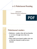 Multichannell Retailing