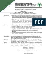Sk 002 Media Informasi Jenis - Jenis Pelayanan