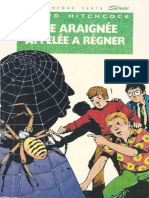 Les 3 Jeunes Detectives [008] - Une Araignee Appelee a Regner - Alfred Hitchcock
