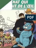 Les 3 Jeunes Detectives [014] - Le Chat Qui Clignait de l'Oeil - Alfred Hitchcock