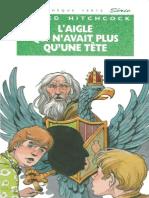 Les 3 Jeunes Detectives [015] - L'Aigle Qui n'Avait Plus Qu'Une Tete - Alfred Hitchcock