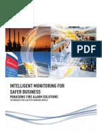 Panasonic Fire Alarm Catalog 2019