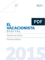 El Vacacionista Digital 2015