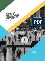 FlexCareers 2019 Annual Flexibility Report
