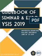 Guidebook Ysis 2019