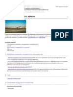 Droit Des Transports Aeriens Jurisguide