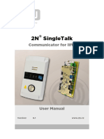 2N SingleTalk User Guide en 6.1