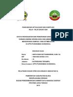 Contoh Proposal Rancangan Aktualisasi Gizi
