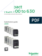 New Referensi MCCB NSX Schneider Electric