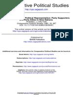 Dalton1985 Parties&Representation