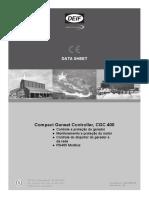 CGC 400 Data Sheet 4921240518 BR