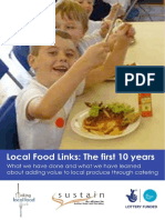 Local Food Links First 10 Years
