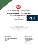 63868297 Training Report