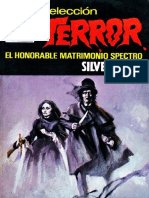 Kane Silver - Seleccion Terror 016 - El Honorable Matrimonio Spectro