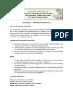 Documentos y Formularios Comerciales