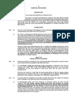 Criminal Procedure and Evidence Forecast 2018 BAR