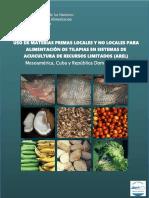 Materias Primas Alimentacion Tilapia - Com Logo