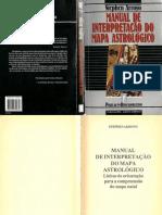 Manual de Interpretacao Do Mapa Astrologico Stephen Arroyo