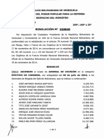 Ascensos al grado de General de División 5-Jul