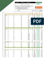 Price List 2019 LV Stocking Schneider Pak