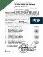 Ascensos al grado de Vicealmirante 5-Jul