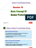 Basics of BusBar & LBB
