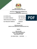 Borang Pesanan Susu 2019