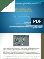 desarrollo del futbol base