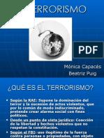 TERRORISMO CONCEPTO