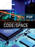 (Software Studies) Rob Kitchin, Martin Dodge - Code_Space_ Software and Everyday Life-The MIT Press (2011)
