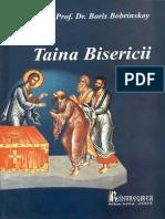 1. Taina Bisericii - Pr. Boris Bobrinskoy.pdf
