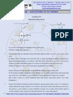 HC Verma Gauss Law Solutions