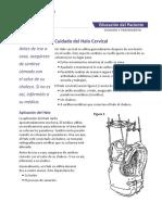 Northwestern Medicine Cuidado Del Halo Cervical Halo Brace