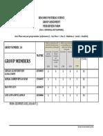 GEOF Peer Review Form