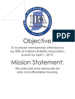objective and mission statement