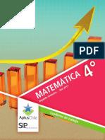 4º Cuaderno Matematica II Semestre