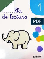 313053121 Cartilla de Lectura Santillana 1 PDF