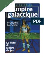 Empire Galactique - Le livre du maître
