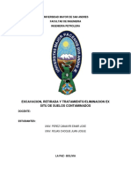 Informe Control Ambiental
