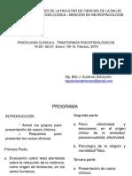 Maestria Psic. Clínica II 2019