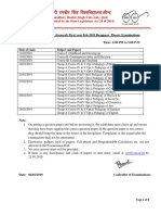 Date Sheet B.ed. M.ed. B.ed Spl M.ed Spl PGDRP D.P.ed. B.P.ed. B.P.es. M.P.es. and BA-B.sc.-B.ed Integrated Feb-2019 Examinations