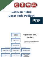 Bantuan Hidup Dasar Pada Pediatri