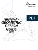Highway Geometric Design Guide (Completed)