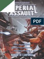 _Imperial Assault - Manual de Campanha