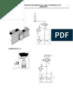 Exercícios hidráulica iff