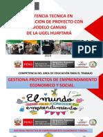 Gia Para Proyecto Productivo Canvas 2019
