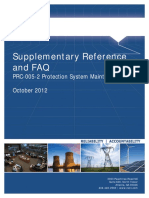 Project 200717 Protection System Maintenance and T Supplementary Reference Clean 10-2012 2