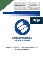 Ginf m 001 Manual Administrativo1